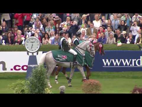 MHS Going Global, Dublin Horse Show 2015
