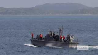 North Korea frees Chinese fishing crew