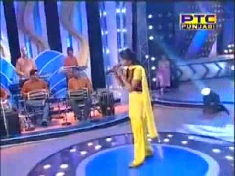 RALKE GUZARA  GE RAAT--SWEET SINGER OF ptc voice of punjab 2010 flv