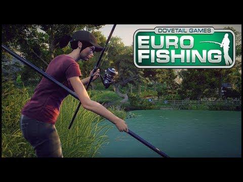LA PESCA DEFINITIVA - TODO POR LA PESCA - Euro Fishing | Cabravoladora #2