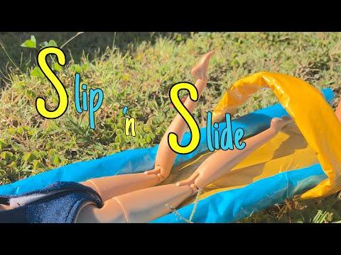 Diy: How To Make A Slip N Slide