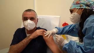 Vaccino, Lopalco: «Attivati 26 punti di vaccinazione, somministrate già 1500 dosi»