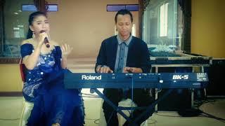 Terhanyut dalam kemesraan - ikke nurjanah - cover zuli keyboard ft indang DMD