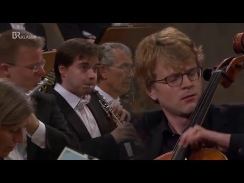 Dvorak Cello Concerto, Julian Steckel, BR Symphonieorchester, Christoph Poppen (full version)