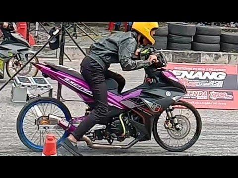 Yamaha Y15zr PURPLE
