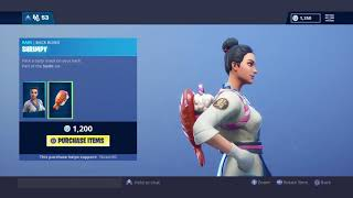 NEW MAKI MASTER SKIN !!!!!! - Fortnite Battle Royal November 20
