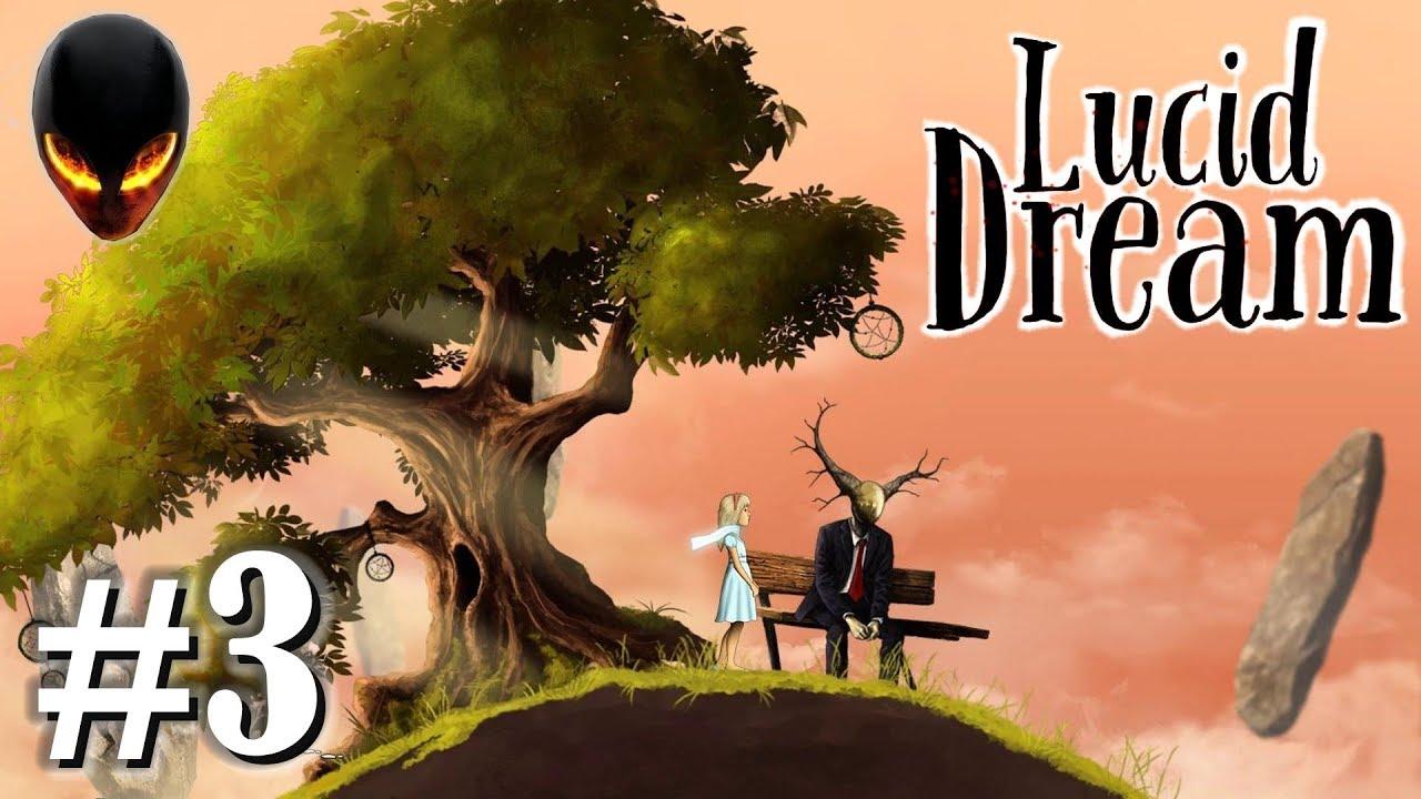 LUCID DREAM Chapitre 3 La planète de l'Oniromancien / Planet of the  Oneiromancer (Dali Games)