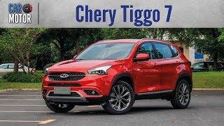 Chery Tiggo 7 - La nueva SUV ya está en Latinoamérica