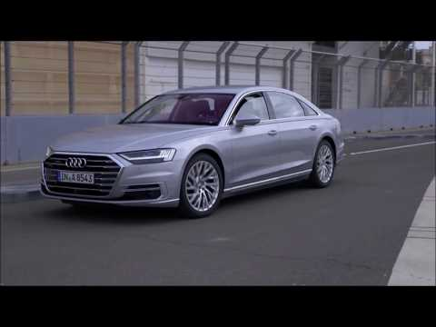 Audi A8 vs Volkswagen Arteon  vs Mercedes S-Class 2018 technology