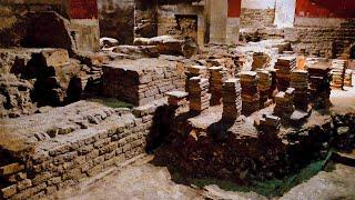 The Roman Baths - Bath England