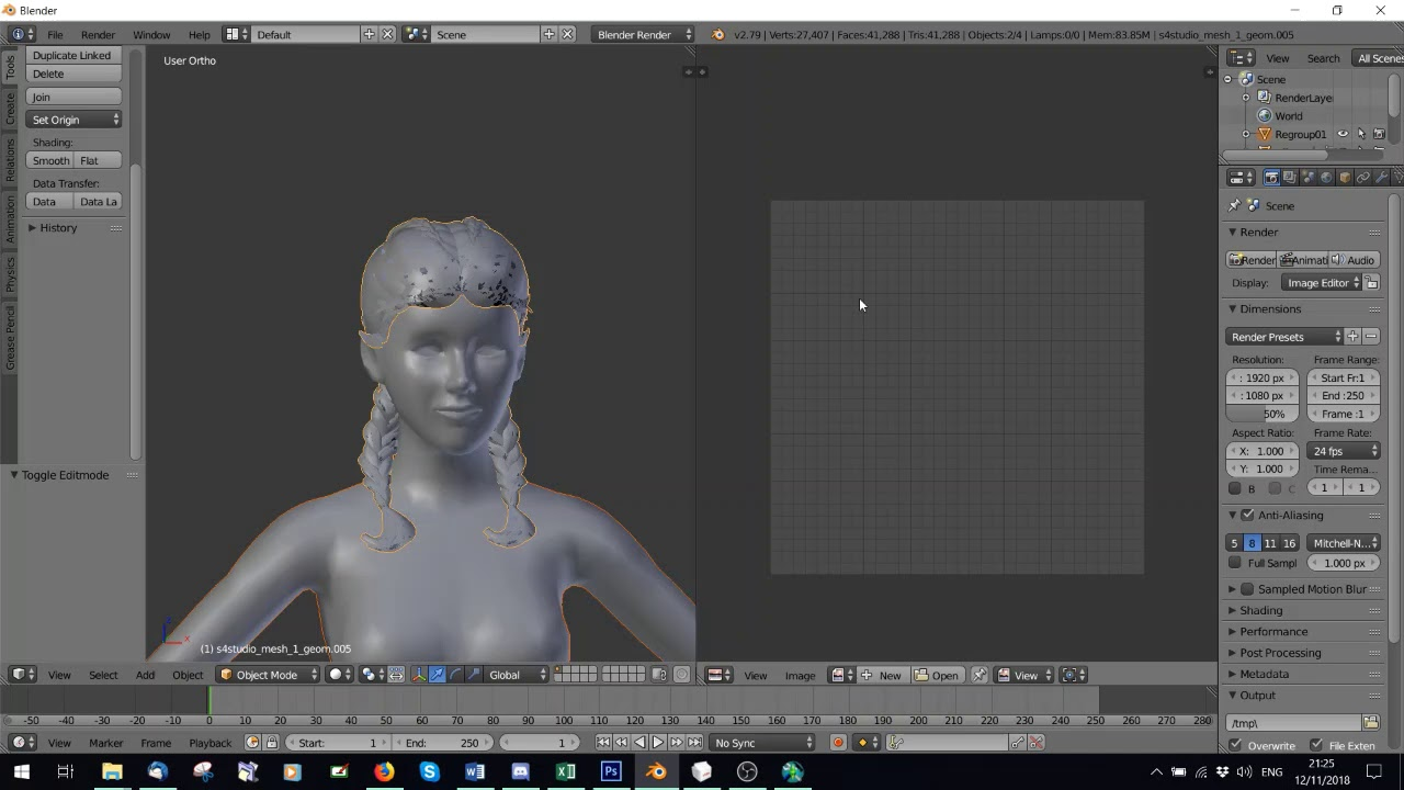 TS3 Tutorial: Converting Hair from TS4 to TS3