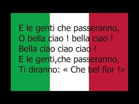 Bella Ciao Piano Karaoke Sebastien
