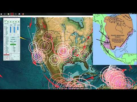 9/14/2018 -- New spread of Earthquakes across whole Southern Hemisphere -- 3 day watch