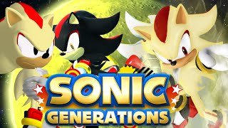 Shadow Generations vs Metal Sonic   Android Shadow