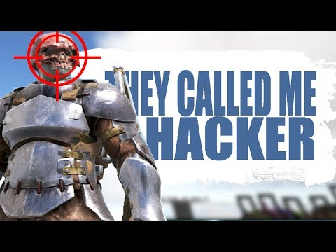 THEY CALLED ME A HACKER!? (Official Pvp Pirates) - Ark:Survival Evolved - Ep.39