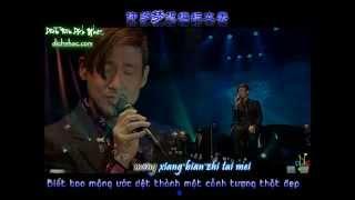[Dichnhac.com][Vietsub Kara] Nước Mắt 眼泪 - Trương Học Hữu 张学友 (live)