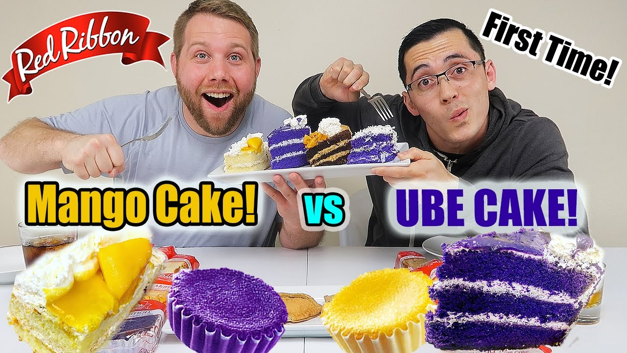 Youtube How To Bake Ube Cake