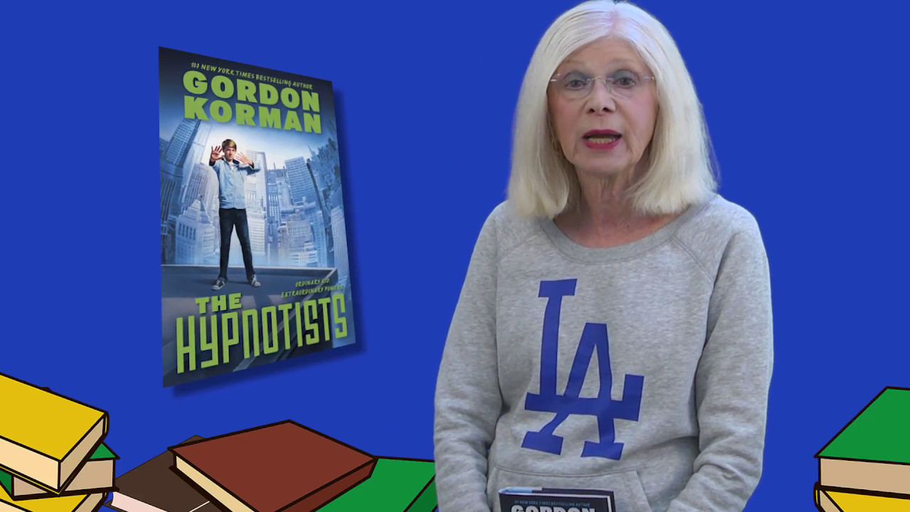 The Hypnotists by Gordon Korman - Book Review by Mrs. Read For Fun ...