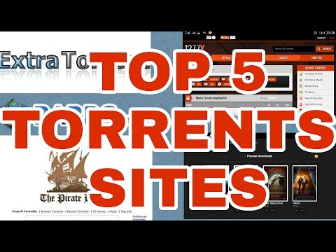 TOP 5 Working Torrent Sites With Proof | 1377x to, extra to, rarbg