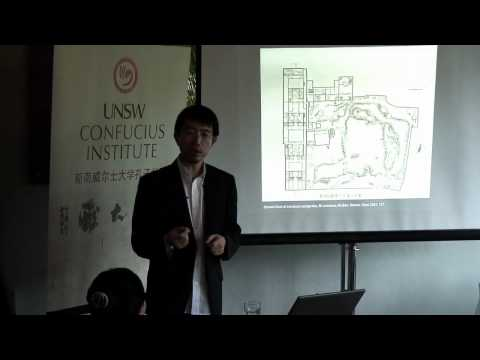 Professor Xing Ruan: The Chinese garden as a Public Sphere: a historical lesson