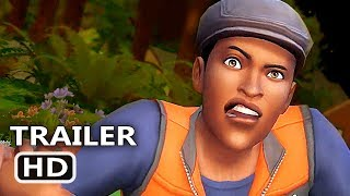 PS4 - The Sims 4: Outdoor Retreat Trailer (2018)