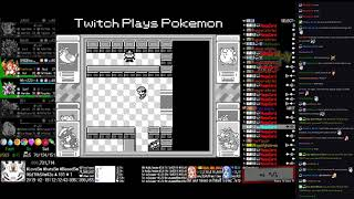 Twitch Plays Pokémon Anniversary Burning Red - Hour 155 to 156