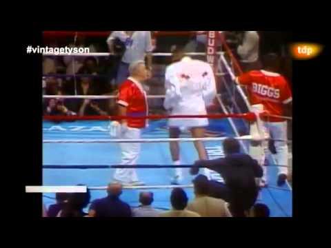 Boxeo Mike Tyson - Conexión vintage