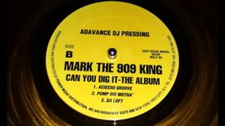 Mark The 909 King ‎– Can You Dig It
