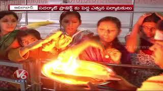 ప్రకృతి అందాలకు నెలవు గా ఆదిలాబాద్.... అబివృదిలో వెనుకడుగు  Telugu News