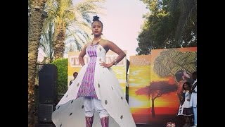 Farida Designs - Eritrean Fashion Show  روح الاتحاد Full HD