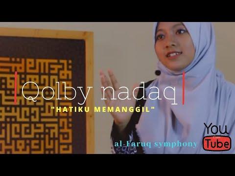 Qolbi Nadak (hatiku Memanggilmu) Cover By Oyik Alf Symphony