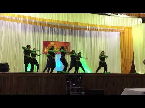 Kayla Malang Dance at Kalashetra 3/10/18