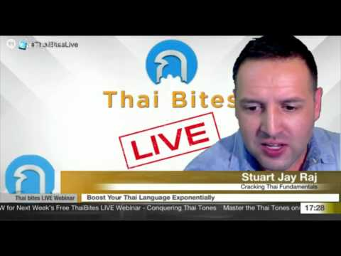 ThaiBites LIVE Webinar - Khmer Language Tricks to Boost Your Thai
