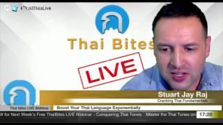 ThaiBites LIVE Webinar - Khmer Language Tricks to Boost Your Thai