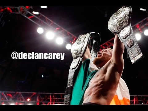 NEW - Foggy Dew / I Get Money - Conor McGregor UFC 205 Entra