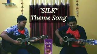 Cadbury Dairy Milk SILK Theme song KISS ME....Tabs/Lead...Chords...By PAAVAN TRIVEDI