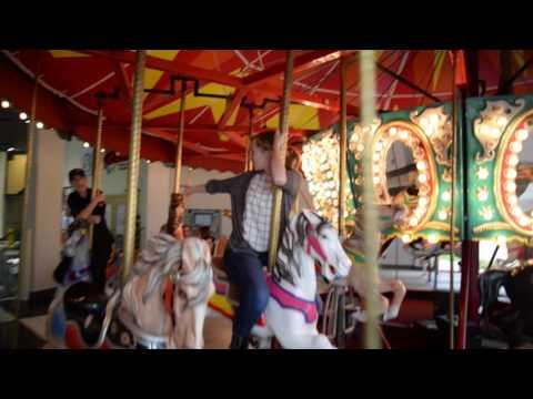 Cinema Carousel Mannequin Challenge
