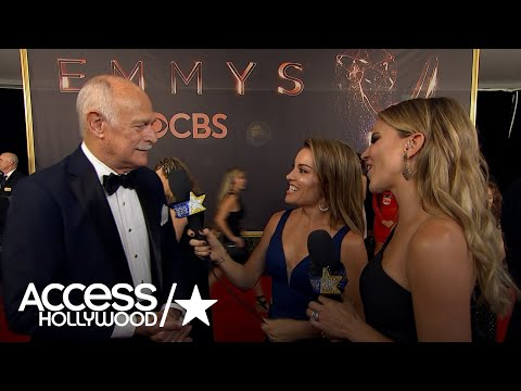 Gerald McRaney Reveals His Wife Delta Burke Had An Accident & Couldn't Be His Date To The 2017 Emmys