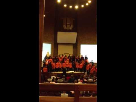 University Of Johannesburg Choir - Psalm 23 (Die Here Is My Herder)