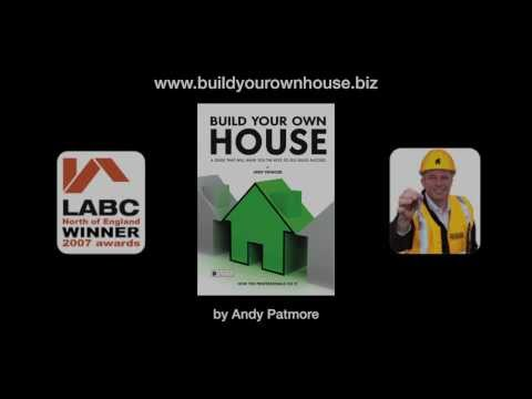 Build Your Own House Book