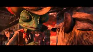 Rango | Trailer 2 (Deutsch)