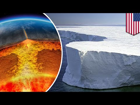 Mantle plume: Geothermal heat source lies deep below West Antarctic ice sheet - TomoNews