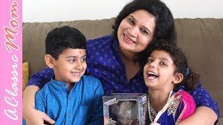 Rakhi Special   Rakhsha Bandhan for a Single Child l A Classic Mom