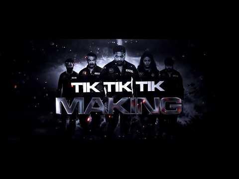 Tik Tik Tik Telugu - Making Video | Jayam Ravi, Nivetha Pethuraj | D.Imman | Shakti Soundar Rajan