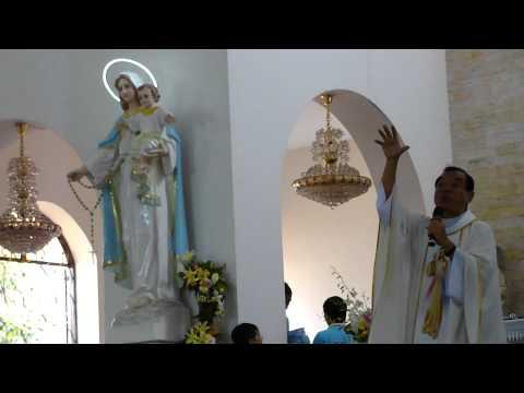Thánh Lễ Kính Lòng Thương Xót Chúa của Cha Long - 30.6.2011
