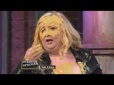 WTF Moment: Hoo Hoo Edition (The Jerry Springer Show)