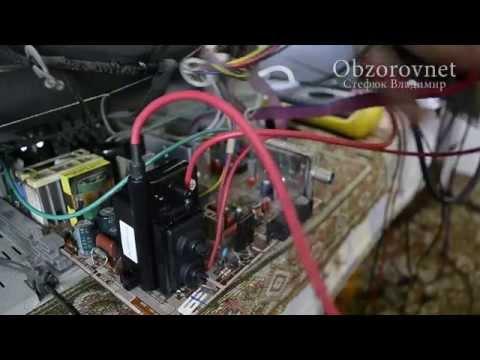 видео: Ремонт телевизора samsung замена ТДКС
