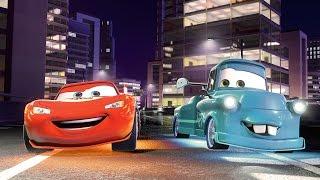 Тачки Дисней игра - Бензозаправка (Cars Flos Stop & Go. Disney Pixar )