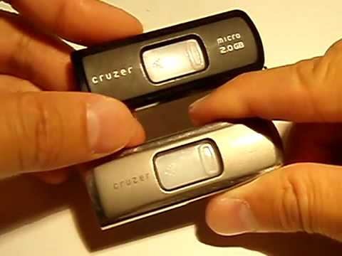 CRUZER MICRO 16GB DESCARGAR DRIVER