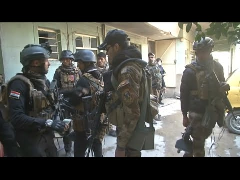 Iraqi PM tells ISIS to surrender or die
